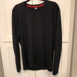 Men's Adidas climacool long sleeve Sz Large black